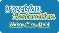 Precision Restoration Water Damage Restoration